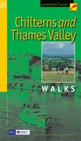 Chilterns and Thames Valley: Walks - Pathfinder Guide No. 25 (Paperback)