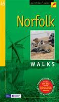 Pathfinder Norfolk: Walks - Pathfinder Guide No. 45 (Paperback)