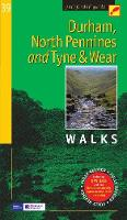 Pathfinder Durham, North Pennines, Tyne & Wear - Pathfinder Guide 39 (Paperback)