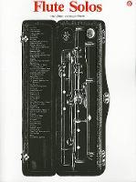 Flute Solos (Book)