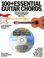 100 Essential Guitar Chords (Book/CD) (Paperback)