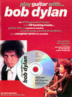 Play Guitar with Bob Dylan (Paperback)