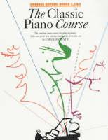 Classic Piano Course, Small Format (Book)