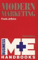 Modern Marketing - Frameworks Series (Paperback)