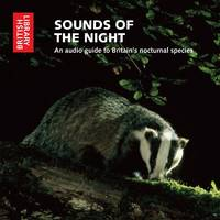 Sounds of the Night: An Audio Guide to Britain's Nocturnal Species (CD-Audio)