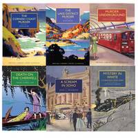 British Library Crime Clasics Collection 6 Book Set