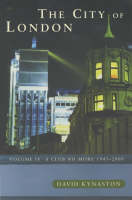 The City Of London Volume 4 (Paperback)