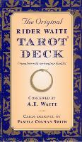 The Original Rider Waite Tarot Deck (Paperback)