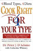 Cook Right 4 Your Type (Paperback)