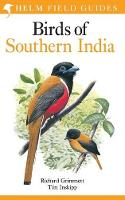 Birds of Southern India - Helm Field Guides (Paperback)