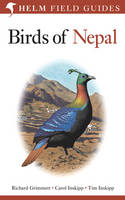 Field Guide to the Birds of Nepal - Helm Field Guides (Paperback)