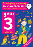 Solving Problems: Year 3 - Developing Numeracy (Paperback)