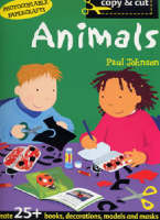 Animals - Copy and Cut (Paperback)