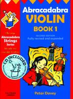 Abracadabra Violin Book 1 (Pupil's Book + CD) - Abracadabra