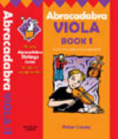 Abracadabra Viola Book 1 (Pupil's Book) - Abracadabra (Paperback)
