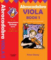 Abracadabra Viola Book 1 (Book + CD) - Abracadabra