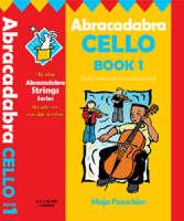 Abracadabra Cello Book 1 (Pupil's book + CD) - Abracadabra
