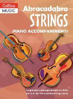Abracadabra Strings Book 1 (Piano Accompaniments) - Abracadabra Strings,Abracadabra (Paperback)