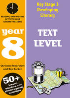 Text Level: Year 8: Comprehension Activities for Literacy Lessions - Developing Literacy (Paperback)