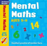 Mental Maths for Ages 5-6 - Mental Maths (Paperback)