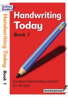 Handwriting Today: Bk. 1 - Handwriting Today (Paperback)