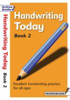 Handwriting Today: Bk. 2 - Handwriting Today (Paperback)