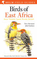Birds of East Africa: Kenya, Tanzania, Uganda, Rwanda, Burundi - Helm Field Guides (Paperback)