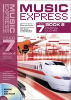 Music Express Year 7 Book 6: Musical Cliches (Book + CD + CD-ROM) - Music Express
