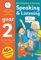 Speaking and Listening - Year 2: Photocopiable Activities for the Literacy Hour - Developing Literacy (Paperback)