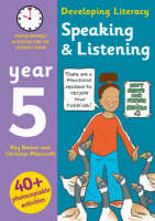 Speaking and Listening: Year 5: Photocopiable Activities for the Literacy Hour - Developing Literacy (Paperback)
