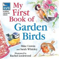 RSPB My First Book of Garden Birds - RSPB (Hardback)