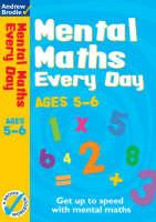 Mental Maths Every Day 5-6 - Mental Maths Every Day (Paperback)