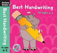 Best Handwriting for Ages 4-5 (Paperback)