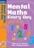 Mental Maths Every Day 9-10 - Mental Maths Every Day (Paperback)