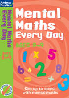 Mental Maths Every Day 8-9 - Mental Maths Every Day (Paperback)