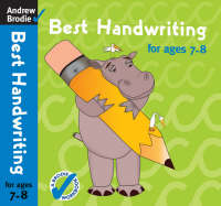 Best Handwriting for Ages 7-8 (Paperback)