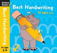 Best Handwriting for Ages 5-6 (Paperback)