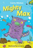 Mighty Max - Chameleons (Hardback)