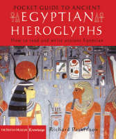 The Pocket Guide to Ancient Egyptian Hieroglyphs