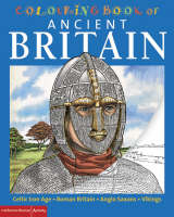 Colouring Book of Ancient Britain