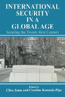 International Security Issues in a Global Age: Securing the Twenty-first Century (Hardback)