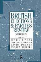 British Elections & Parties Review (Paperback)