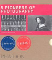 Five Pioneers of Photography - 55s (Paperback)