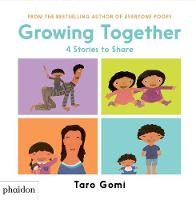Growing Together: 4 Stories to Share (Hardback)
