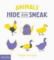 Animals: Hide and Sneak (Board book)