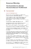Common Worship - Common Worship: Services and Prayers for the Church of England