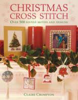 Christmas Cross Stitch (Hardback)