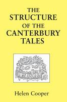 """Structure of the """"Canterbury Tales"""" (Paperback)"""