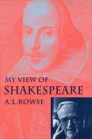 My View of Shakespeare (Hardback)