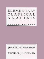 Elementary Classical Analysis (Hardback)